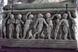 Sarcofago del museo de Alanya