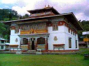 El monasterio de Phodong