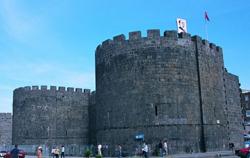 Muralla de Diyarbakir