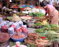 Mercado de Katha