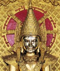 Buda en Botataung.