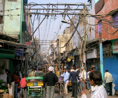 Main Bazaar.